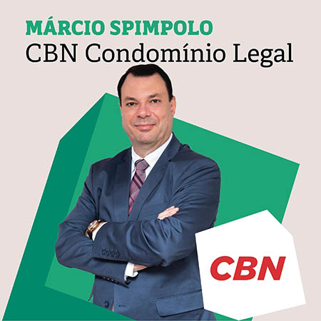 Marcio Spimpolo - CBN Condomínio Legal